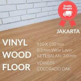 VDWE09 COLORADO OAK LANTAI VINYL